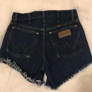 Refurbished Wrangler Shorts! 🤠